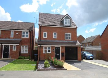 Thumbnail 4 bed detached house for sale in Fielders Drive, Scraptoft, Leicester
