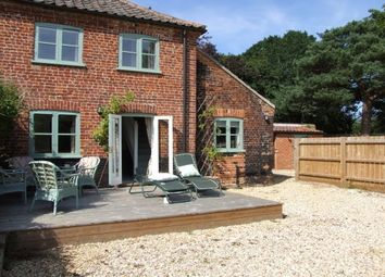 Thumbnail 2 bed cottage to rent in Broad Fen Lane, Dilham, North Walsham