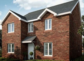 Thumbnail 4 bed detached house for sale in Ponthir Road, Caerleon, Newport