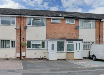 Thumbnail 3 bed terraced house for sale in Bourne Avenue, Catshill, Bromsgrove
