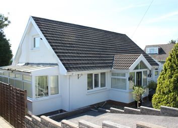 Thumbnail 5 bedroom detached bungalow for sale in Andrew Crescent, Ynysforgan, Swansea