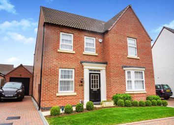 4 bed detached house for sale in St. Mawes Way, Grantham NG31