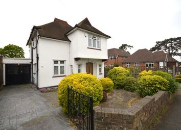 Thumbnail 3 bed detached house for sale in Elmcroft Drive, Chessington