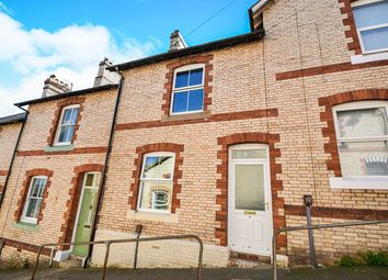 Thumbnail 3 bed terraced house for sale in Bowden Hill, Newton Abbot