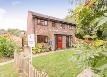 Thumbnail 3 bed semi-detached house for sale in Hengrove Close, Headington, Oxford