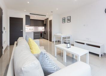 Thumbnail 1 bed flat to rent in Library Street, Wapping
