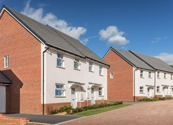 """Thumbnail 3 bed end terrace house for sale in """"Barwick"""" at West End Lane, Henfield"""