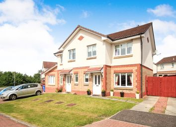 Thumbnail 3 bed semi-detached house for sale in Birch Close, Cambuslang, Glasgow