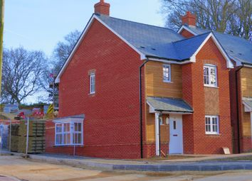 Thumbnail 3 bed detached house for sale in Telegraph Road, West End, Southampton