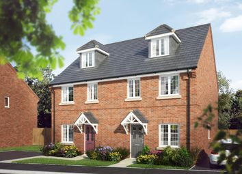 Thumbnail 3 bedroom semi-detached house for sale in Radbourne Lane, Nr Derby, Derbyshire