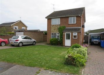 Thumbnail 3 bedroom detached house to rent in Catchpole Close, Kessingland, Lowestoft