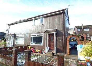 Thumbnail 3 bed semi-detached house for sale in Falcon Lane, Greenock