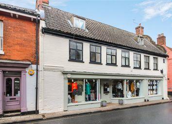 Thumbnail 1 bed maisonette to rent in Red Lion Street, Aylsham, Norwich, Norfolk
