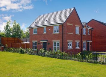 Thumbnail 3 bed semi-detached house for sale in Waterhouses Street, Manchester