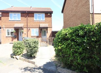 Thumbnail 2 bed end terrace house to rent in Chatsworth Road, Dartford