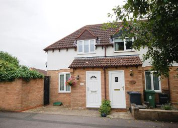 Thumbnail 2 bed end terrace house for sale in Lanham Gardens, Quedgeley, Gloucester