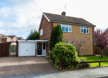 Thumbnail 3 bed detached house for sale in Arnolds Crescent, Newbold Verdon