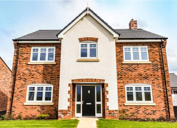 "Thumbnail 5 bedroom detached house for sale in ""Charlesworth"" at Warwick Road, Kibworth, Leicester"