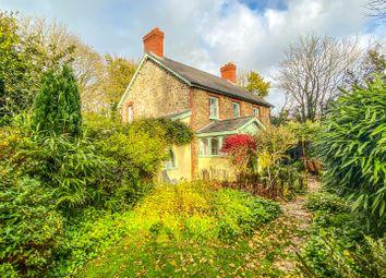 Thumbnail 3 bed detached house for sale in Glynarthen, Llandysul