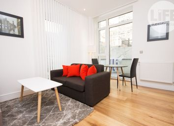 Thumbnail Studio to rent in Sovereign Tower, 1 Emily Street, London