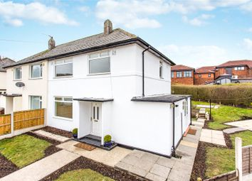 Thumbnail 3 bed semi-detached house for sale in Luttrell Gardens, Leeds, West Yorkshire