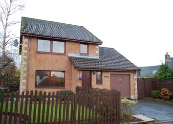 Thumbnail 3 bed detached house for sale in Side Street, Burrelton