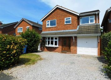 Thumbnail 4 bed detached house for sale in Templars Way, Penkridge, Stafford