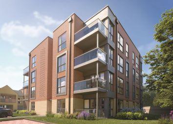 Thumbnail 1 bedroom flat for sale in Shenley Road, Borehamwood