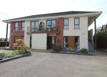 Thumbnail 2 bed flat for sale in Island View Shore Road, Greenisland