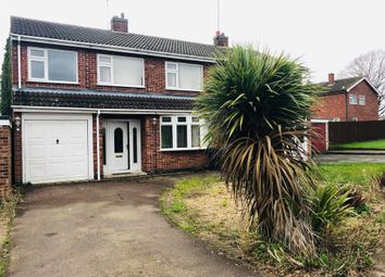 Thumbnail 5 bed semi-detached house for sale in Outlands Drive, Hinckley