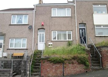 Thumbnail 3 bedroom terraced house for sale in Reginald Street, Port Tennant, Swansea, City And County Of Swansea.