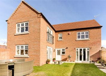 Thumbnail 4 bedroom detached house for sale in Squirrels Street, Bishopton, Stratford-Upon-Avon, Warwickshire
