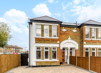 5 bed semi-detached house for sale in Duncombe Hill, Honor Oak Park, London SE231Qy SE23
