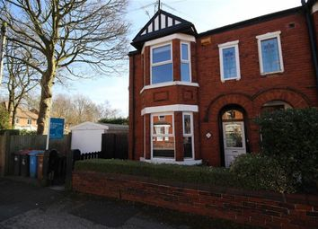 Thumbnail 3 bed semi-detached house to rent in Mabel Avenue, Worsley, Manchester