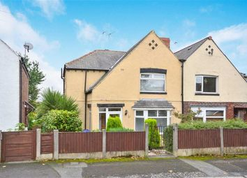 Thumbnail 3 bed semi-detached house for sale in Langley Avenue, Manchester