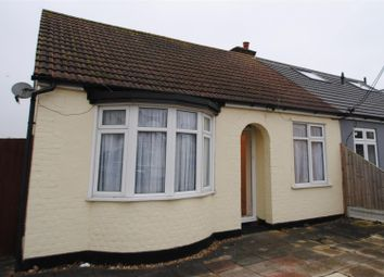Thumbnail 2 bedroom semi-detached bungalow to rent in Feeches Road, Southend-On-Sea