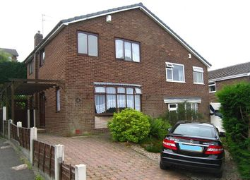 Thumbnail 3 bed semi-detached house for sale in Wordsworth Crescent, Littleborough, Greater Manchester