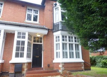 Thumbnail 2 bed flat for sale in Greenfield Road, Harborne, Birmingham