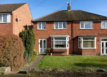 Thumbnail 3 bed semi-detached house for sale in Alcester Road South, Nr Hollywood, Birmingham