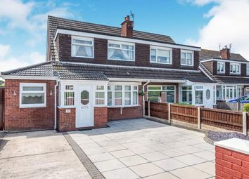 Thumbnail 3 bed semi-detached house for sale in Glencoyne Drive, Marshside, Southport, Merseyside