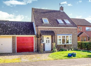 Thumbnail 3 bed bungalow for sale in Sir Williams Close, Aylsham, Norwich