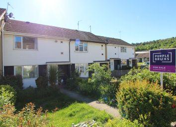 Thumbnail 3 bed terraced house for sale in Bridgecroft, Milnsbridge, Huddersfield