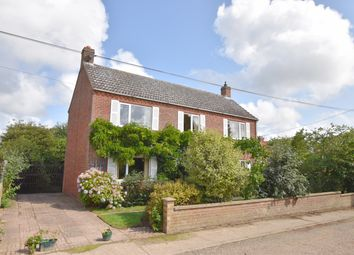 Thumbnail 3 bed detached house for sale in The Close, Aylmerton, Norwich