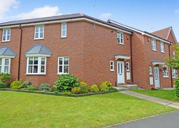 Thumbnail 2 bed mews house for sale in Parklands Drive, Weston, Crewe