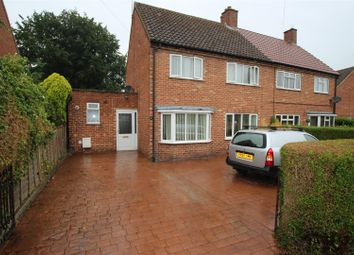 Thumbnail 3 bed semi-detached house for sale in 41 Milton Avenue, Malton