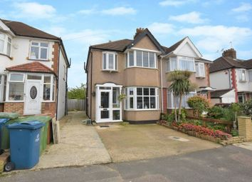 Thumbnail 3 bed semi-detached house for sale in Bishop Ken Road, Harrow