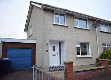 Thumbnail 3 bed end terrace house for sale in Malcolmson Park, Magheralin