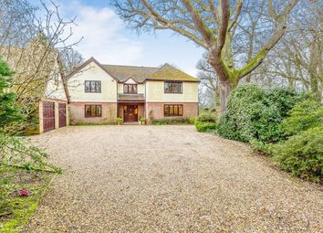 Thumbnail 5 bed detached house for sale in The Orchard, Bengeo, Hertford