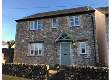 Thumbnail 3 bed detached house for sale in Back Street, Winsham Chard