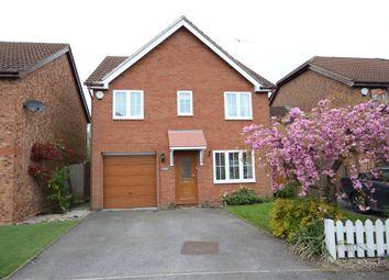 Thumbnail 4 bedroom detached house for sale in Hemmyng Corner, Warfield, Bracknell